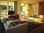 Royal suite living room in luxury Hotel Villa Dubrovnik in Croatia