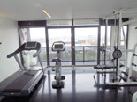 Luxury designed three floor penthouse - gym