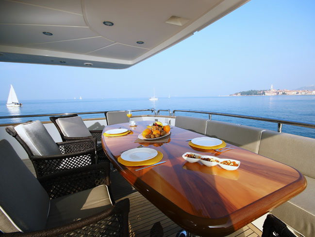 Elegance 82 Luxury Yacht For Charter In Croatia By