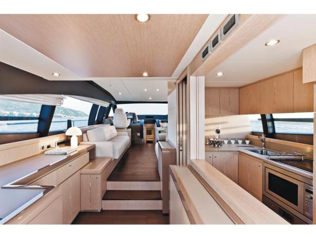 ferretti 620 a luxury yacht for charter in dubrovnik croatia