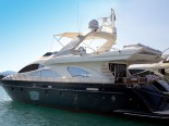 Azimut 80 - luxury yacht for charter in Sibenik and Dalmatia