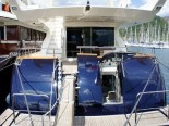 Azimut 80 - luxury motor yacht for charter in Sibenik and Dalmatia