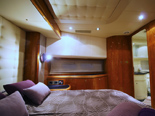 Double room on yacht for charter in Croatia