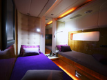 Twin room on yacht for charter in Croatia