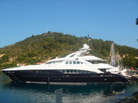 Luxury yacht for charter - 6 cabins / sleeps 12