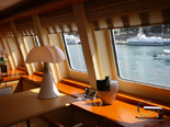 Detail from the luxury yacht for charter - 6 cabins / sleeps 12