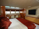 Cabin on the luxury yacht for charter - 6 cabins / sleeps 12