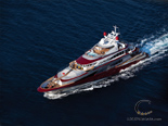Exclusive and Luxury Mega Yacht for Charter in Croatia