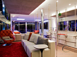 Master Salon in the Exclusive and Luxury Charter Mega Yacht in Croatia