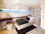 Twin cabin on the luxury mega yacht for charter in Croatia based in Split