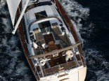Jeanneau 57 - a luxury sailing boat for charter in Croatia
