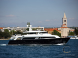 Navetta 30 Custom Line - luxury yacht for charter Croatia – 5 cabins / sleeps 10+2